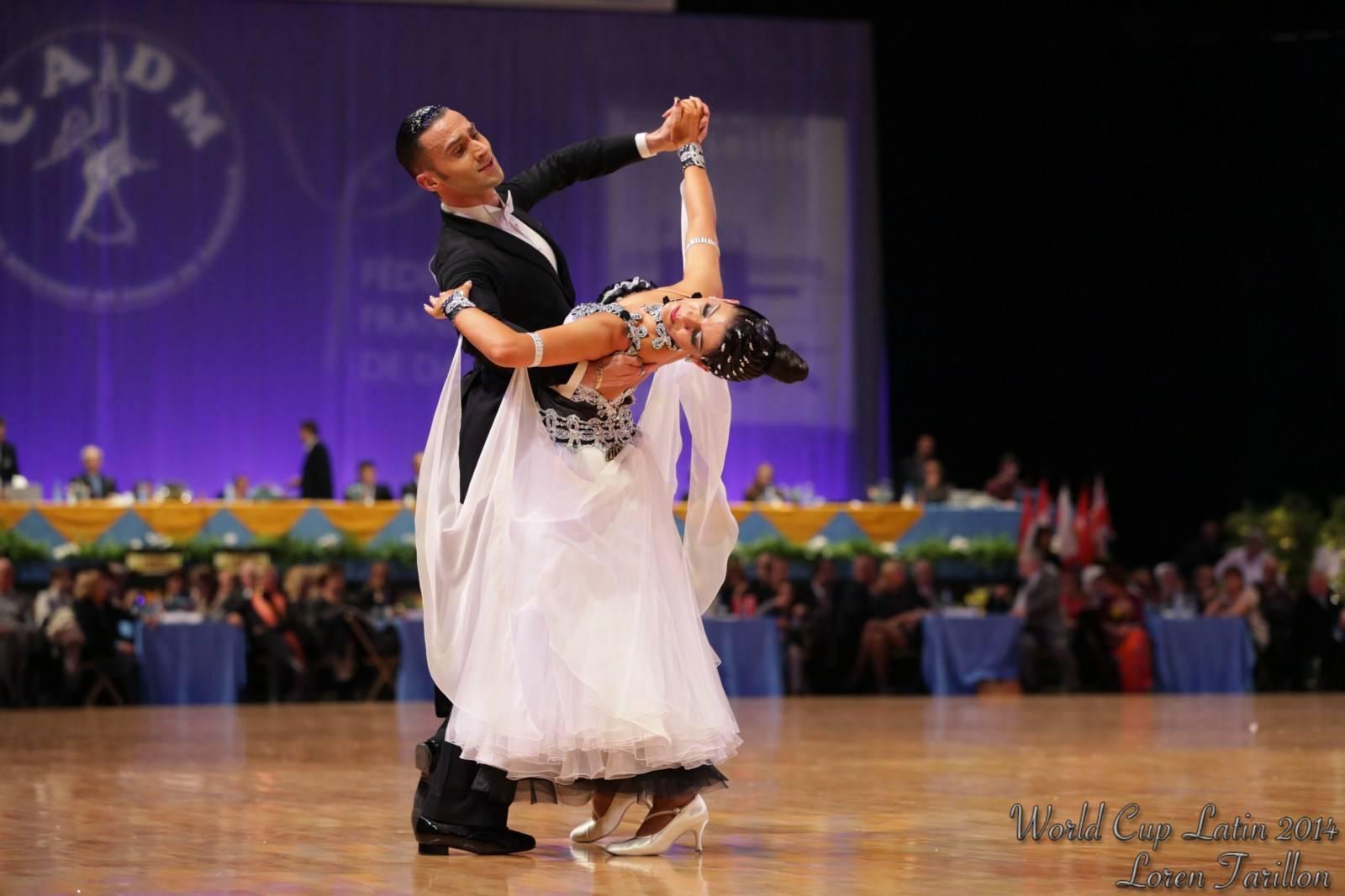 Cours particulier danse sportive marseille for Danse de salon marseille