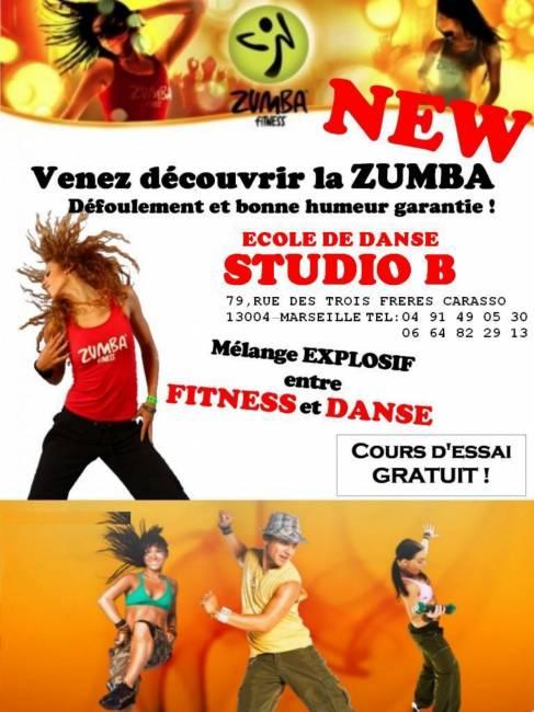 Cours de danse hip hop marseille studio b for Danse de salon marseille